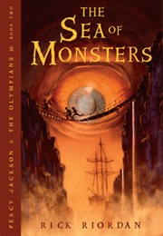 The Sea of Monsters (Rick Riordan)