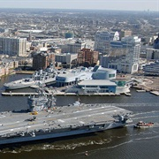 Norfolk Naval Base (Largest in the World)