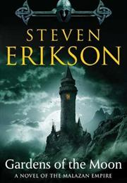 The Malazan Book of the Fallen Series