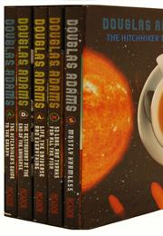 Hitchhiker's Guide to the Galaxy Series