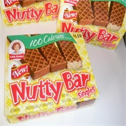 100 Calorie Nutty Bars