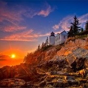 Acadia National Park and Bar Harbor