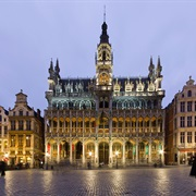 Brussels: Grand Place