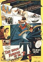 5,000 Fingers of Dr T, the (1953 - Roy Rowland)