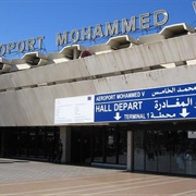 CMN - Mohammed V International Airport (Casablanca)