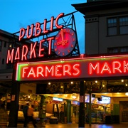 Pike Place Market (Seattle, WA)
