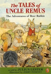 The Tales of Uncle Remus: The Adventures of Brer Rabbit (Julius Lester)