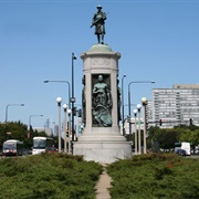 Bronzeville Victory Monument & Walk of Fame