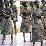 Little Rock Nine Memorial, Arkansas