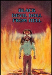 Black Devil Doll From Hell (1984)