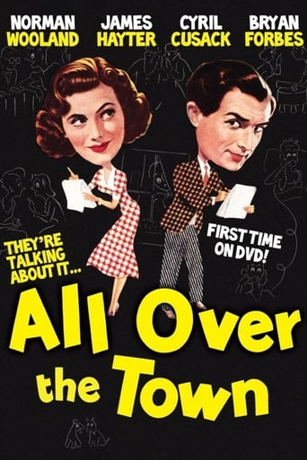 All Over the Town (1949)
