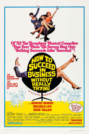 How to Succeed in Business Without Really Trying (1967)
