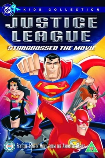 Justice League - Starcrossed (2001)