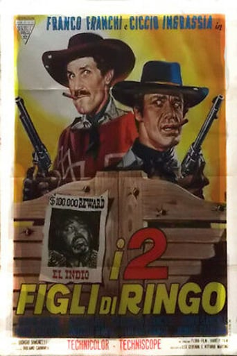 Two Sons of Ringo (1967)