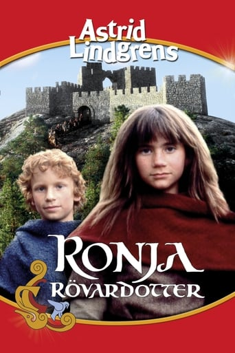 Ronja Robbersdaughter (1984)
