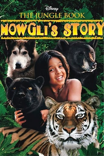 The Jungle Book: Mowgli's Story (1998)
