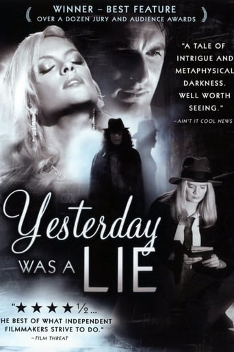 Yesterday Was a Lie (2008)