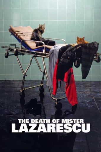 The Death of Mr. Lazarescu (2005)