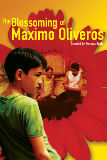 The Blossoming of Maximo Oliveros (2005)