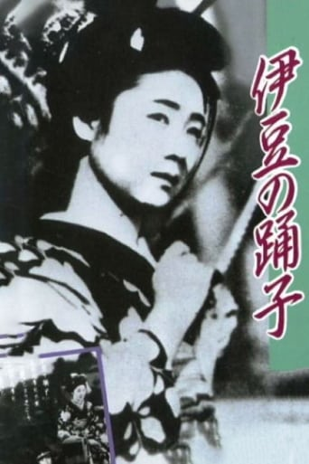 The Dancing Girl of Izu (1933)