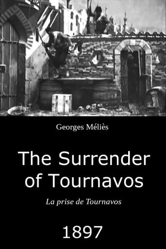 The Surrender of Tournavos (1897)