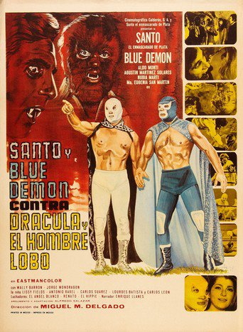 Santo and Blue Demon Vs. Dracula and the Wolf Man (1973)