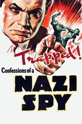 Confessions of a Nazi Spy (1939)