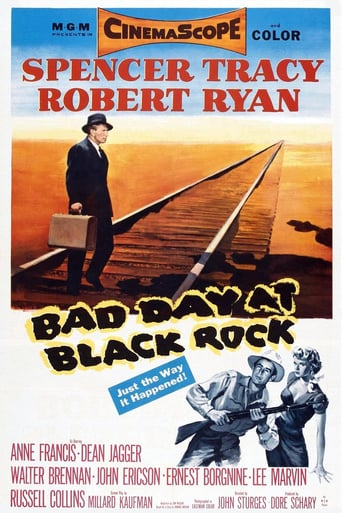Bad Day at Black Rock (1955)