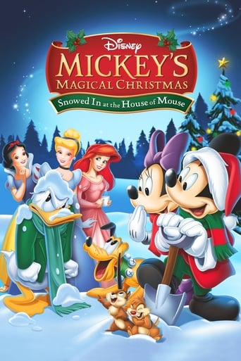 Mickey's Magical Christmas: Snowed in at the House of Mouse (2011)