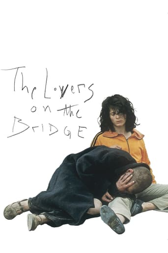 The Lovers on the Bridge (1991)