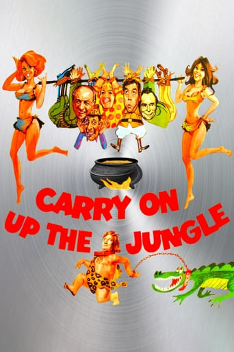Carry on Up the Jungle (1970)