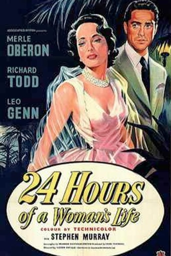 24 Hours of a Woman's Life (1952)