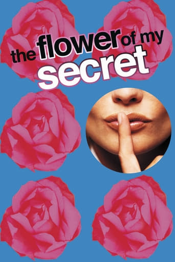 The Flower of My Secret (1995)