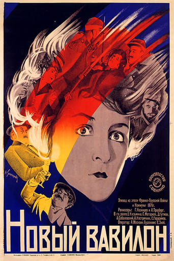 The New Babylon (1929)