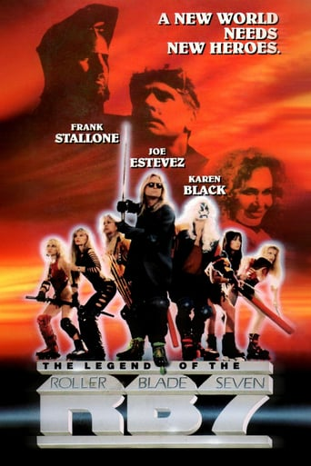 The Roller Blade Seven (1991)