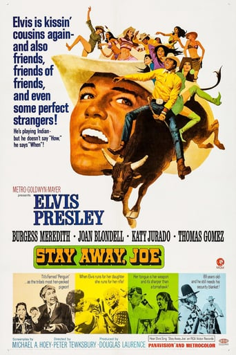 Stay Away, Joe (1968)