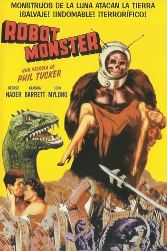 Robot Monster (1953)