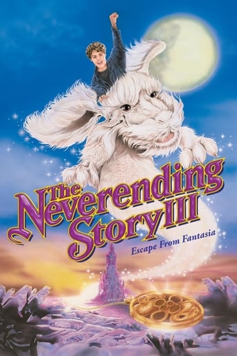 The Neverending Story III: Escape From Fantasia (1994)
