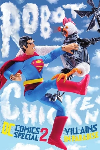 Robot Chicken: DC Comics Special II - Villains in Paradise (2014)
