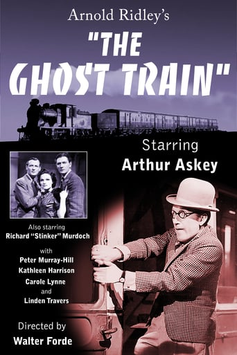 The Ghost Train (1941)