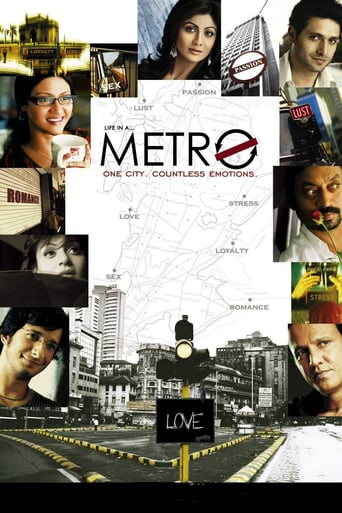 Life in A... Metro (2007)