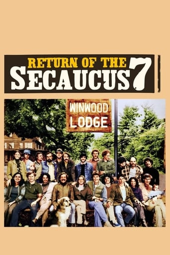 Return of the Secaucus Seven (1980)