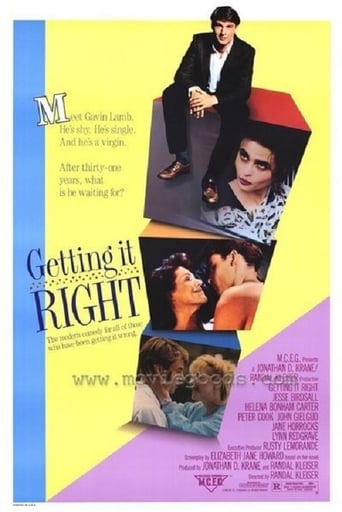 Getting It Right (1989)
