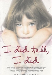 I Did Tell, I Did (Cassie Harte)