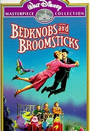 Bedknobs and Broomsticks (1994 VHS) (1994)