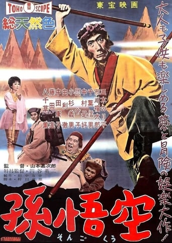 The Adventures of Sun Wu Kung (1959)