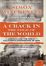 A Crack in the Edge of the World (Simon Winchester)