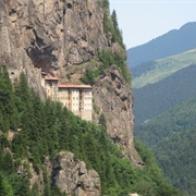 Pontic Mountains (Sumela Monastery), Turkey