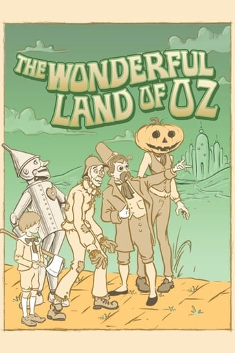 The Wonderful Land of Oz (1969)