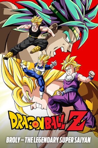 Dragon Ball Z: Broly - The Legendary Super Saiyan (1993)